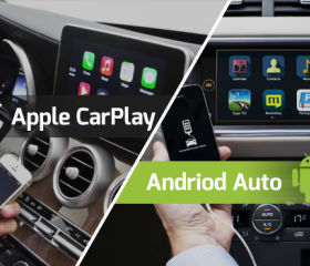Apple Car Play VS Android Auto
