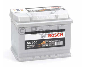 Accumulatore Bosch 63Ah