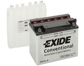 Accumulatore Exide 11 Ah
