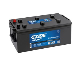 Accumulatore Exide 225 L+