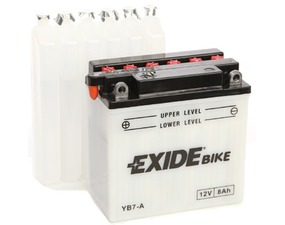 Accumulatore Exide 8 Ah