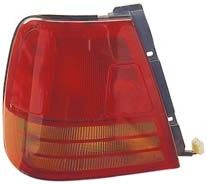 Luce posteriore  Suzuki Swift 96-03 berlina
