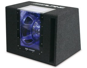 Subwoofer Alpine SBG-1244BP