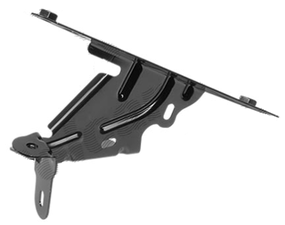 Supporto parafango (superiore) Citroen C3 10-